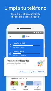 Files de Google 1