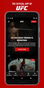 UFC® 1