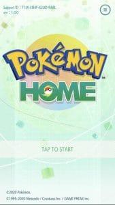 Pokémon HOME 1