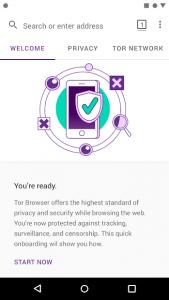 Tor Browser 1