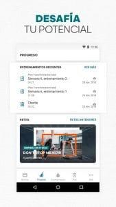 adidas Training by Runtastic 4