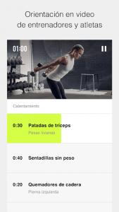 Nike Training Club 1