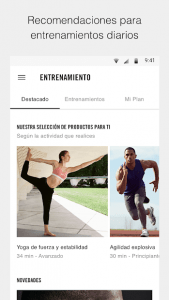 Nike Training Club 3