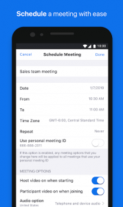 ZOOM Cloud Meetings 4