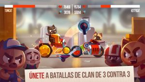 CATS: Crash Arena Turbo Stars 4