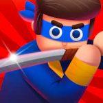 Mr Ninja: Puzles rebanadores