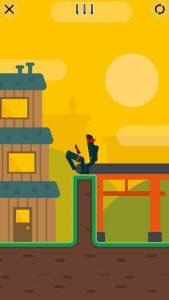 Mr Ninja: Puzles rebanadores 5