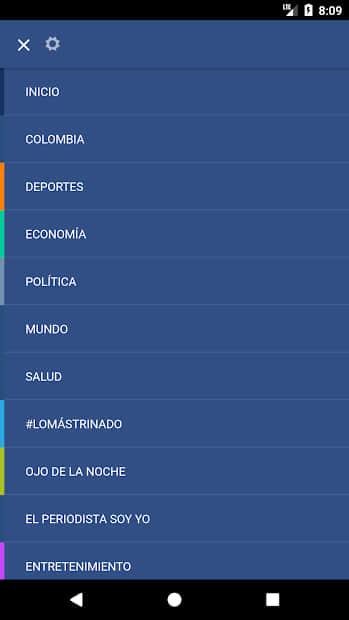 Noticias Caracol 3.0.2 para Android | Descargar APK Gratis