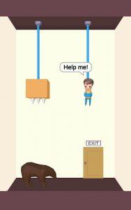 Rescue Cut - Rope Puzzle 4