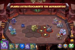 Tactical Monsters Rumble Arena 1