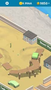 Idle Army Base 5