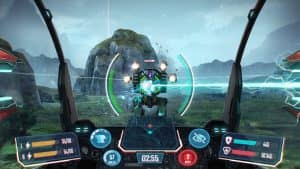 Robot Warfare 1
