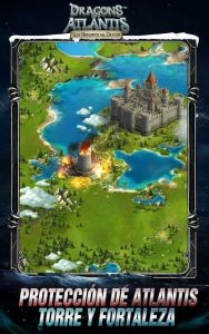 Dragons of Atlantis: Herederos 3