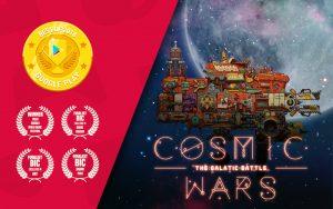 COSMIC WARS : THE GALACTIC BATTLE 1