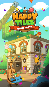 Happy Tiles : Music Party 1