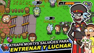 Pocket Mortys 1