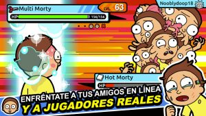 Pocket Mortys 2