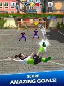 Goal Blitz 1