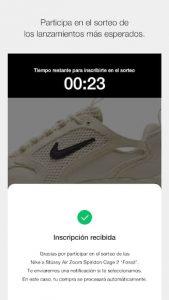 Nike SNKRS 4