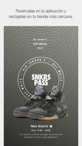 Nike SNKRS 5
