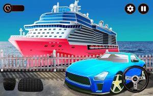 Car Transporter Truck Parking Driving 2019 2