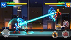 Stick Super: Hero 1