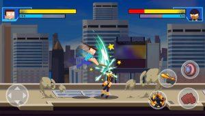 Stick Super: Hero 4