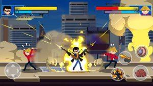 Stick Super: Hero 5