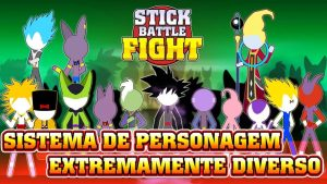 Stick Battle Fight 1