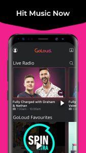 SPIN Radio App 1