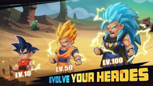Heroes Legend: Idle RPG 2