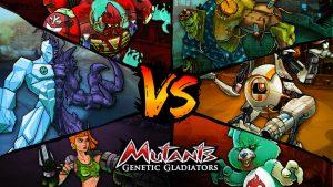 Mutants Genetic Gladiators 1