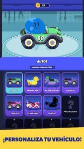 Preguntados Cars 4