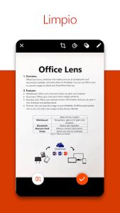 Microsoft Office Lens 2
