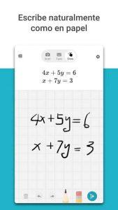 Microsoft Math Solver 1