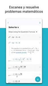 Microsoft Math Solver 3