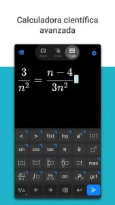 Microsoft Math Solver 4