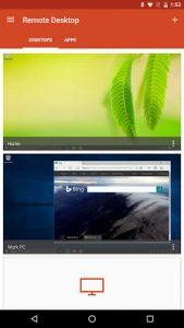 Remote Desktop 8 1