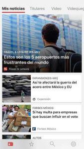 Microsoft Noticias 1