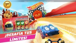 Hot Wheels Unlimited 4