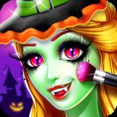 cambio de imagen de Halloween