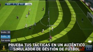 PES CLUB MANAGER 2