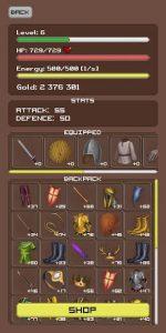 Simplest RPG Game 2
