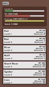 Simplest RPG Game 5