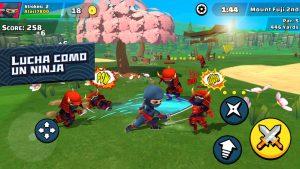 Ninja Golf 1