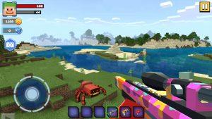 Fire Craft: 3D Pixel World 2
