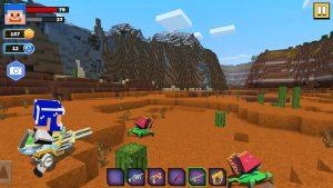 Fire Craft: 3D Pixel World 3