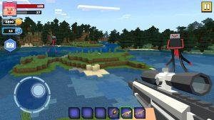 Fire Craft: 3D Pixel World 5