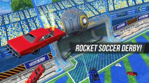 Rocket Soccer Derby 1