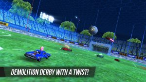 Rocket Soccer Derby 4